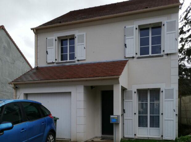 R+1 Garage intégré sur la commune d'Ablis
